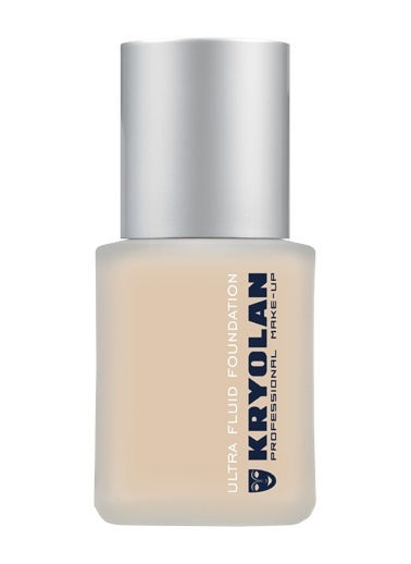 Kryolan Ultra Fluid Foundation 30 Ml Ten